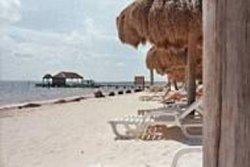 Nude Beach at Desire Cancun
