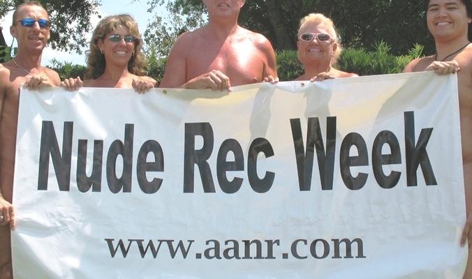 nude recreation week nude recruits